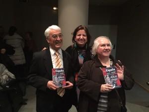 ONCE 14-01-16 María Estrella y Manolo Cejudo con Paca
