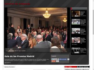 Actuación entrega premios madridiario.es 2-04-14 2